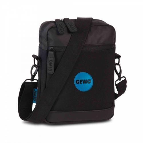 Gewo / Shoulder Bag Black-X