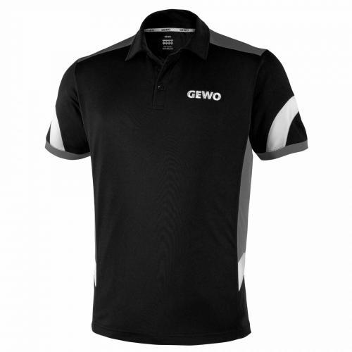 Gewo / Shirt Trapani Black