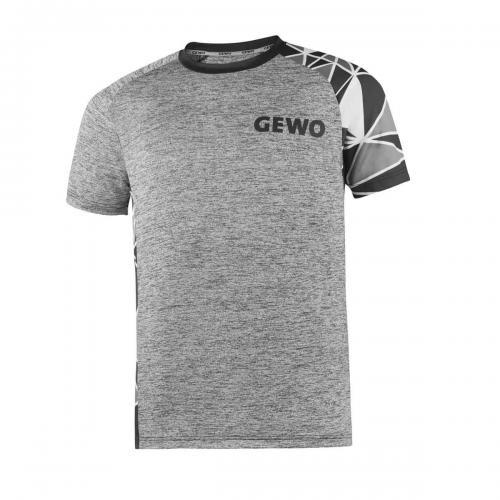 Gewo / T-Shirt Arco Black