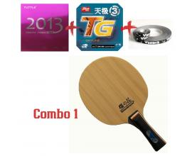 Professional racket combo 1