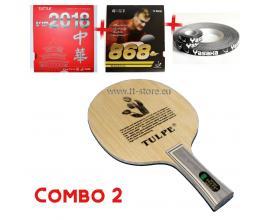 Professional racket combo 2