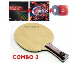 Professional racket combo 3