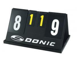Donic / Scoreboard Match